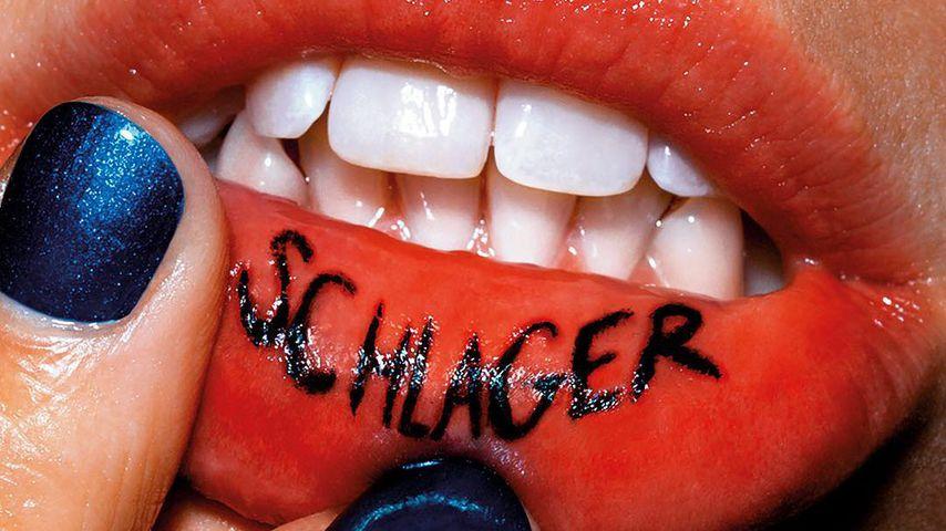 """Cover von Vanessa Mais Album """"Schlager"""""""