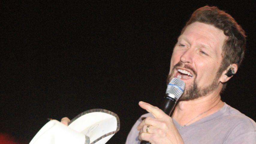 Craig Morgan auf der Bühne