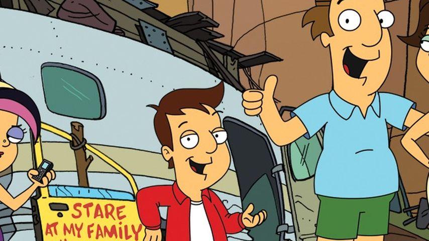 Endlich: Neue Serie von den Machern der Simpsons!