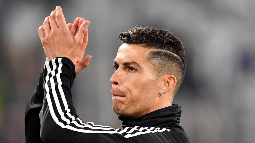 Cristiano Ronaldo im April 2019