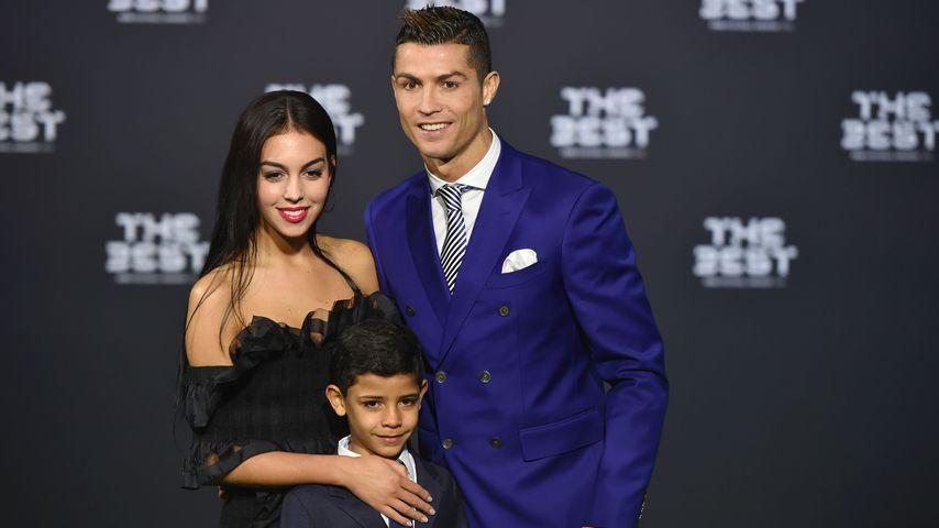 2. Baby für CR7: Geht Ronaldos Traum endlich in Erfüllung?