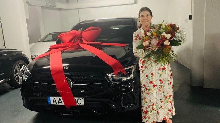 Maria Dolores dos Santos Aveiro, Mai 2020