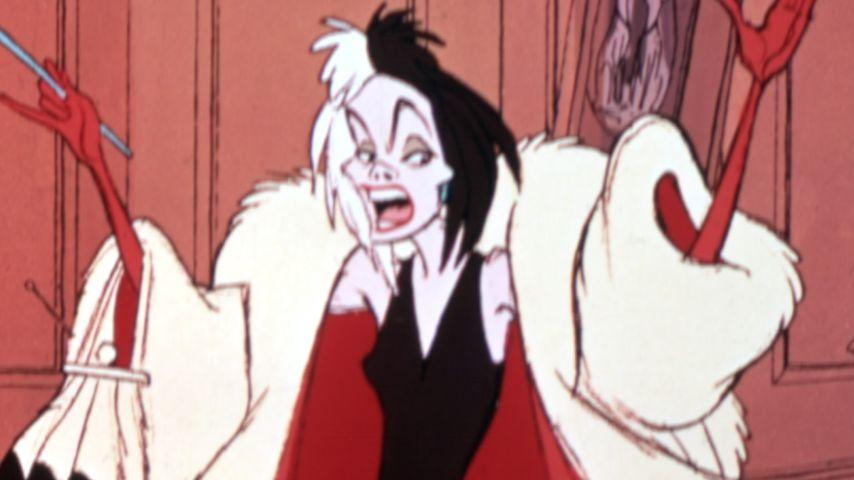 "Cruella de Vil aus ""101 Dalmatiner"""