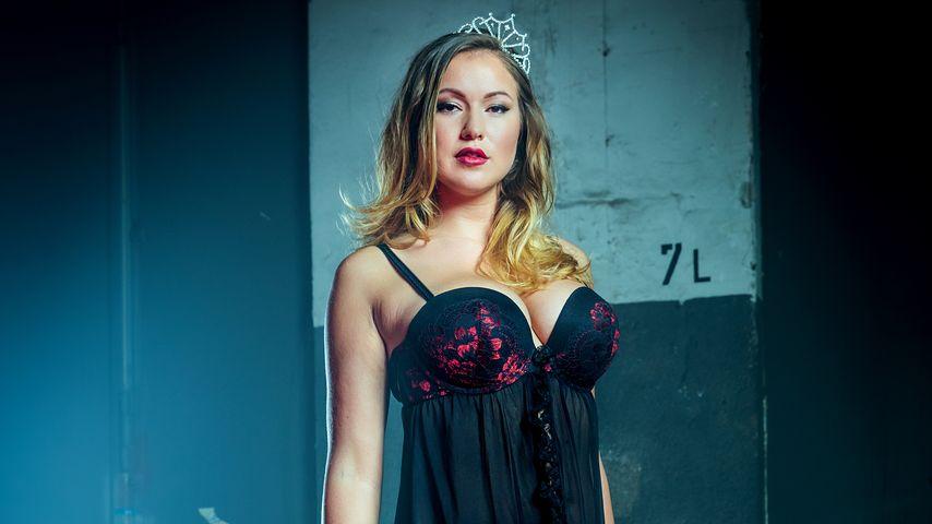 """Curvy Supermodel""-Chethrin: Deswegen nahm sie 14 Kilo ab!"