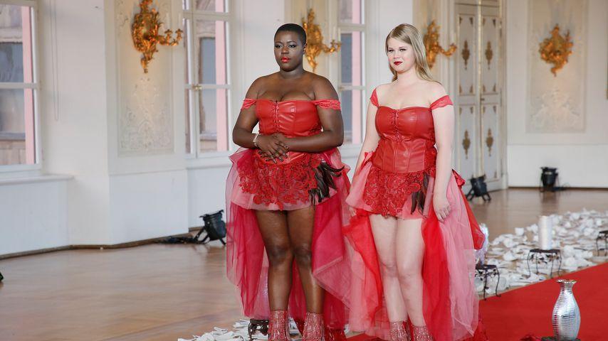 Fieser als GNTM-Walks: Werden die Curvy-Models vorgeführt?