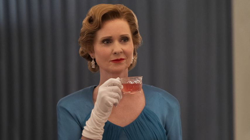 "Cynthia Nixon in der Serie ""Ratched"""