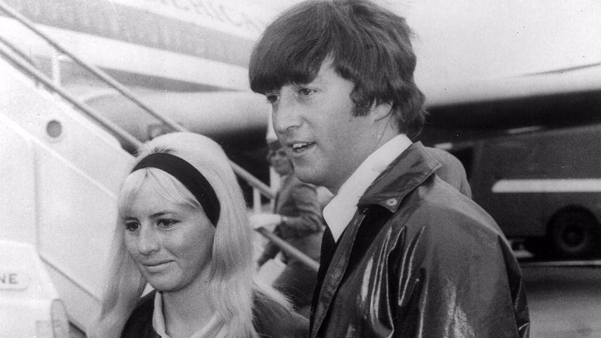 Die 1. Frau von Beatles-Legende John Lennon ist tot!