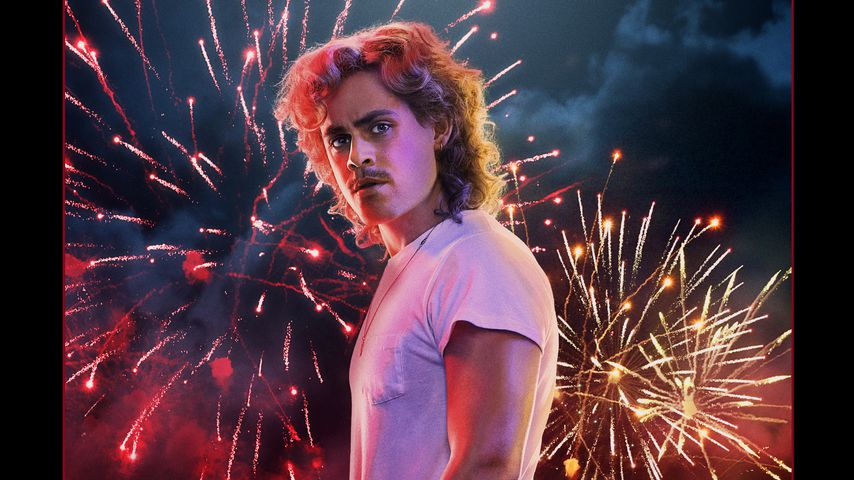 Dacre Montgomery als Billy Hargrove