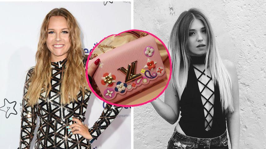 Louis-Vuitton-Fest: Dagi & Bibi verschenken Designer-Bags