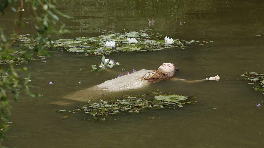 """Daisy Ridley, Schauspielerin im Film """"Ophelia"""""""