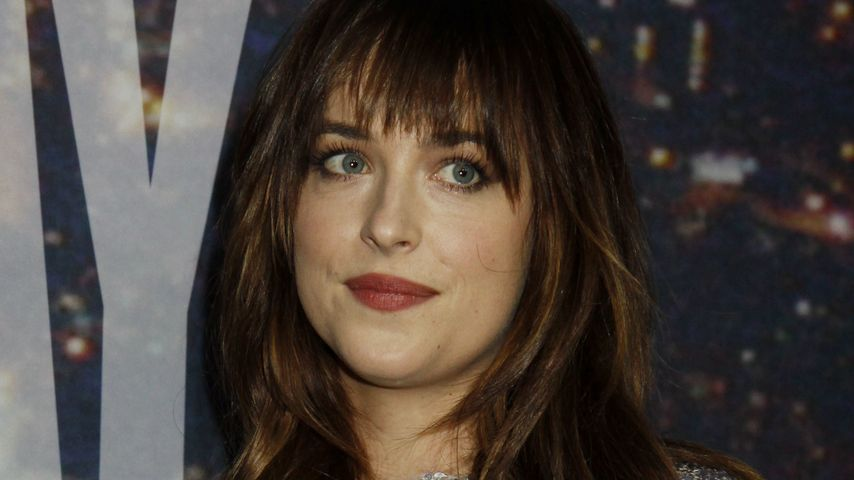 Diebstahl gebeichtet! Dakota Johnson klaute am Set