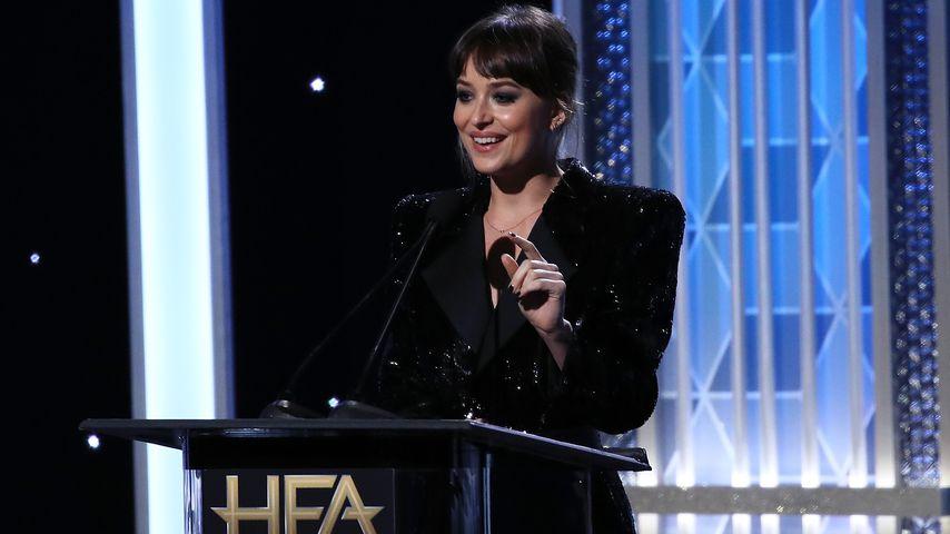 Dakota Johnson in Beverly Hills, 2019