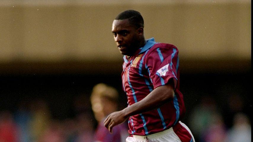 Aston-Villa-Kicker Dalian Atkinson 1983