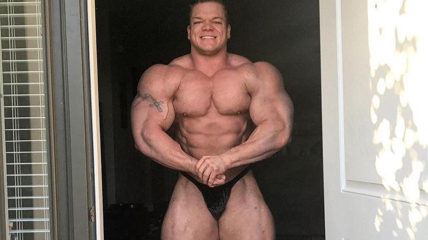Bodybuilder Dallas McCarver