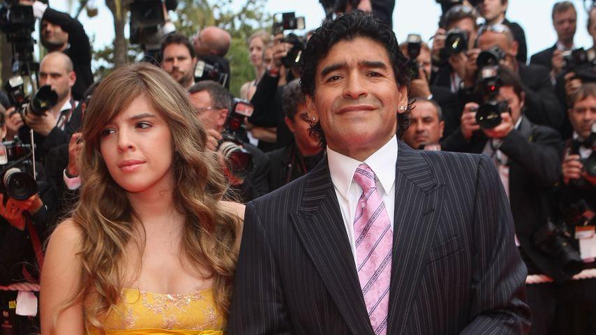 Nach Diego Maradonas Tod: Tochter Dalma teilt rührenden Post