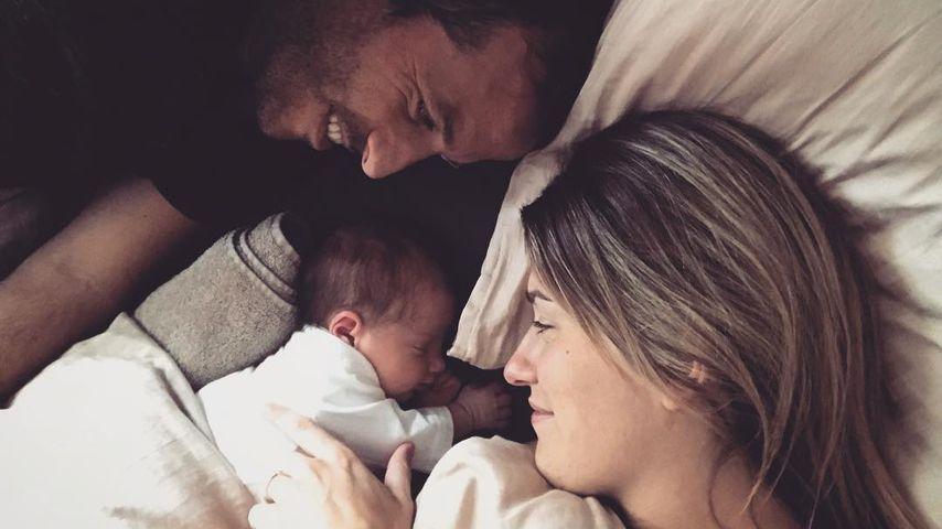 Damian van der Vaart, Estavana Polman und die gemeinsame Tochter Jesslynn