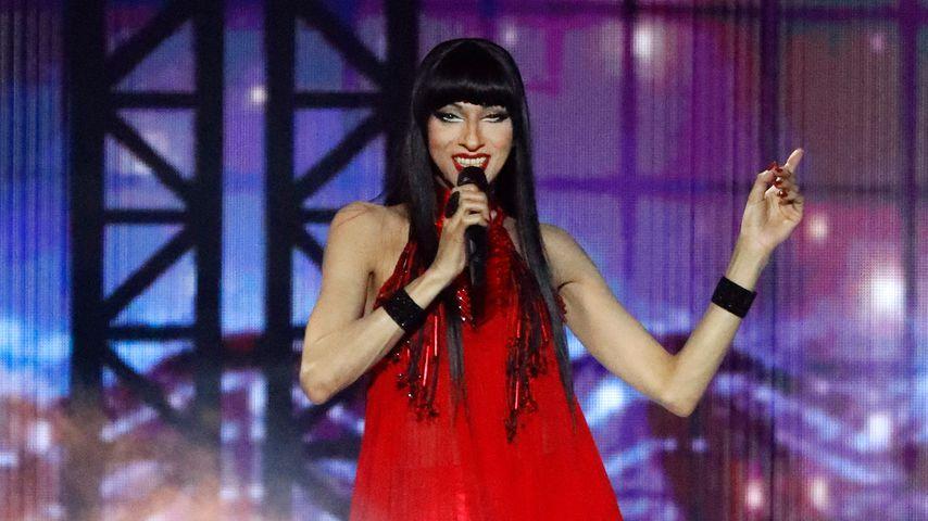 Dana International beim Eurovision Song Contest 2019 in Tel Aviv