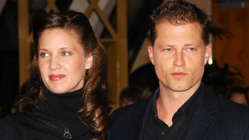 """Mitten im Untreue-Drama wurden Dana & Til """"Paar des Jahres"""""""