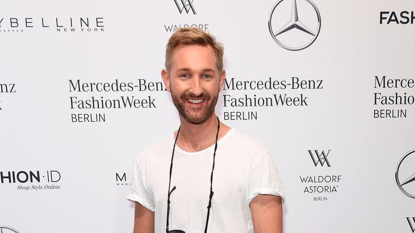 """Daniel Boschmann, Moderator bei """"Beauty & The Nerd"""" 2013"""