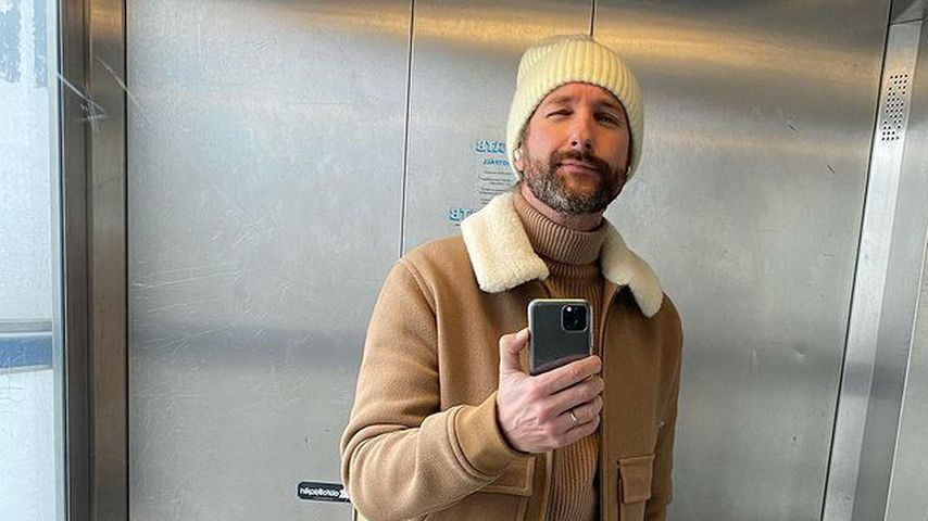 """Frühstücksfernsehen""-Moderator Daniel Boschmann"