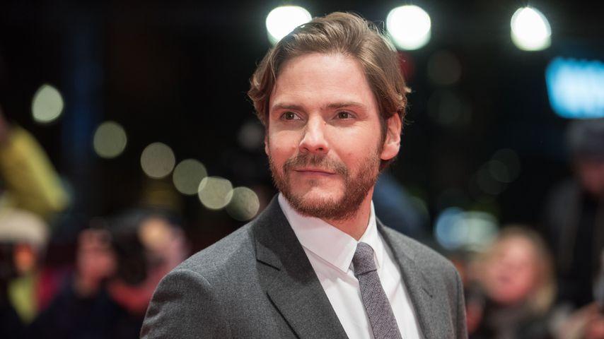Daniel Brühl auf der Berlinale 2018