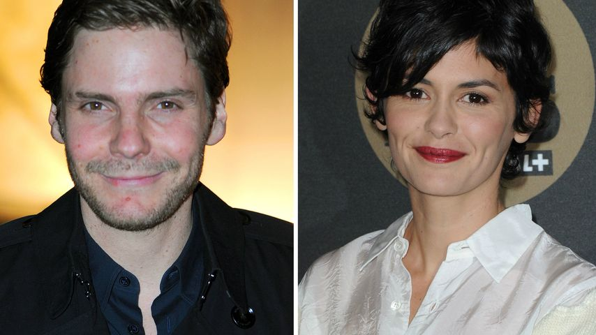 Berlinale: Daniel Brühl & Audrey Tautou in Jury