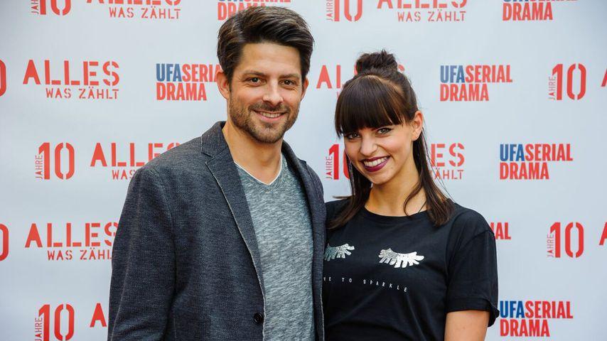 Daniel Buder und Franziska Benz