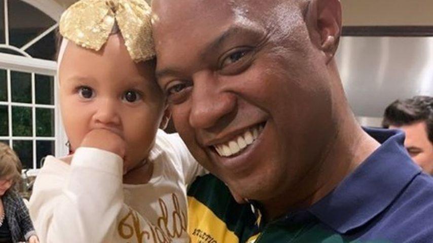 Daniel Charlier mit seiner Tochter Amanda