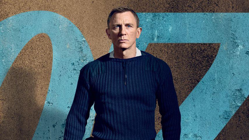 """Daniel Craig als James Bond in """"James Bond: Keine Zeit zu sterben"""""""