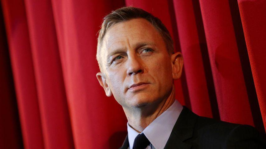 Mit 77: Daniel Craigs krebskranker Vater Tim ist verstorben