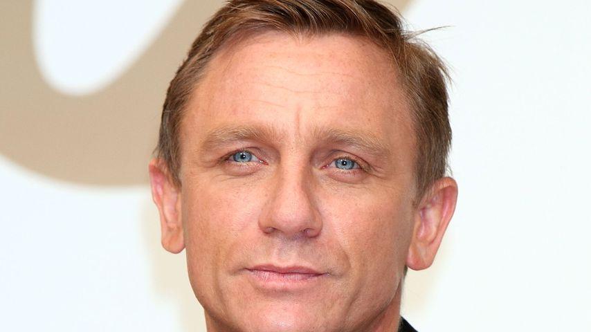 Daniel Craig im Jahr 2008