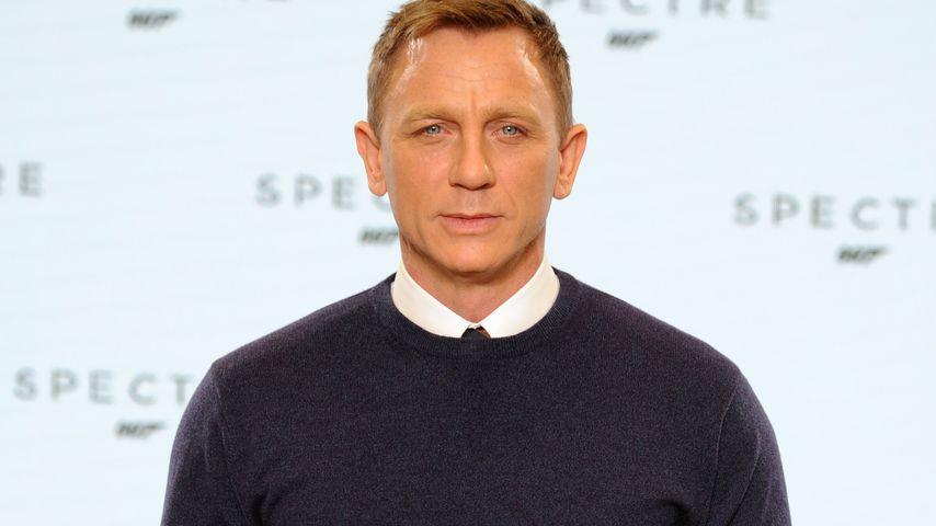 Bond-Schock! Daniel Craig verletzt sich am Knie