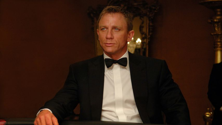 Daniel Craig in seiner Rolle als James Bond