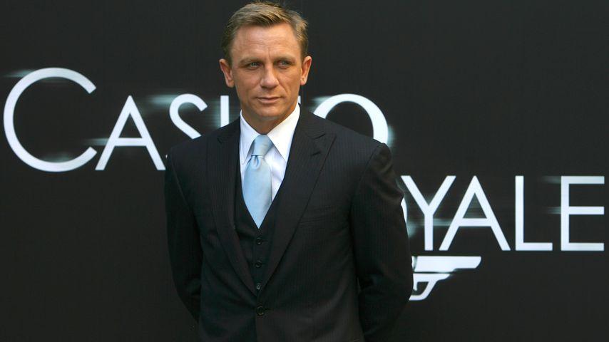 Daniel Craig in Madrid