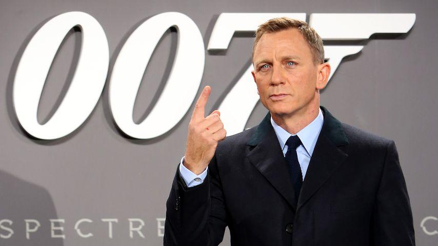 """Schauspieler Daniel Craig bei der Premiere zu """"James Bond: Spectre"""""""