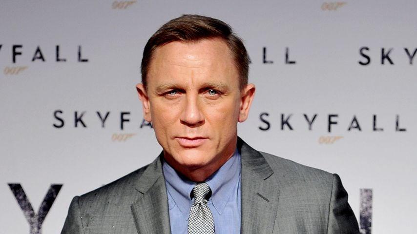 """Daniel Craig bei der """"Skyfall""""-Premiere"""