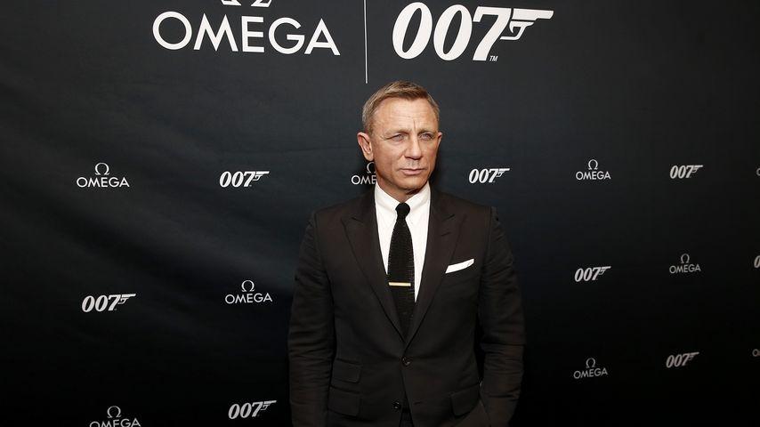 Daniel Craig zweifelte: Ist er der richtig für James Bond?