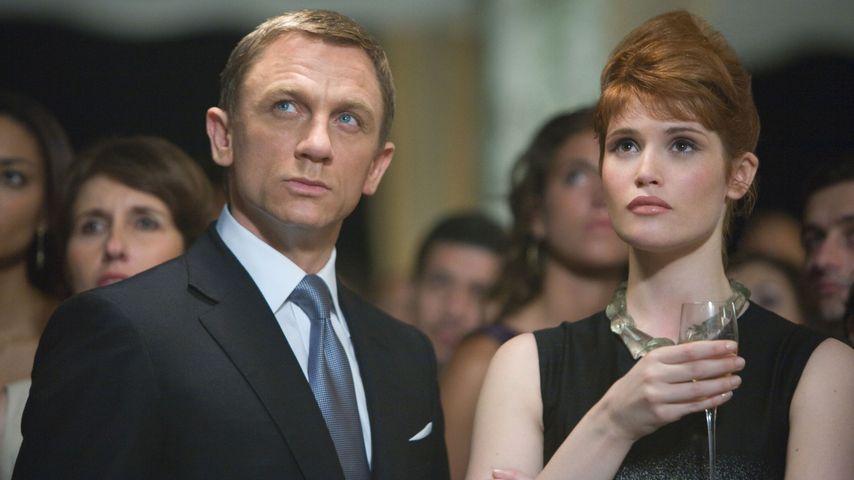 Daniel Craig und Gemma Arterton