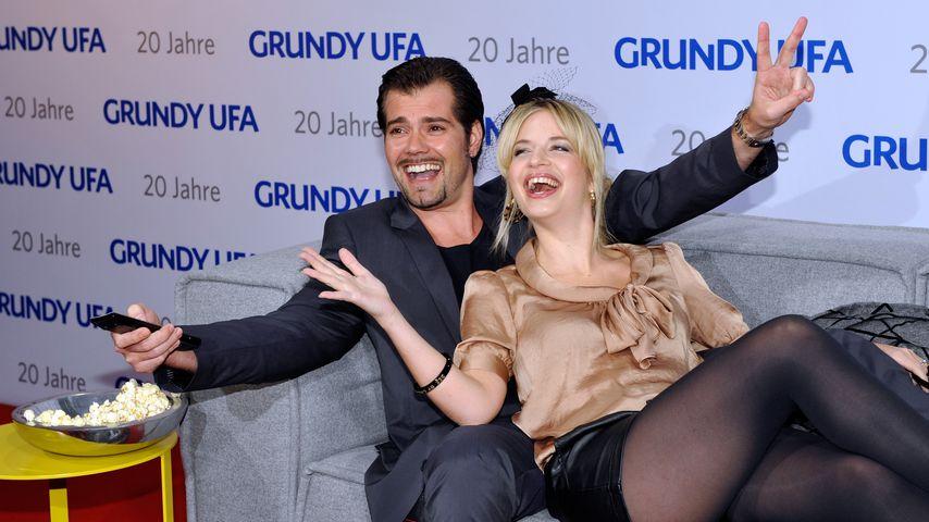 Daniel Fehlow und Susan Sideropoulos 2011 in Berlin