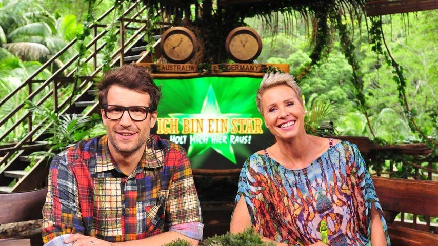 Dschungelcamp-Moderatoren Daniel Hartwich und Sonja Zietlow