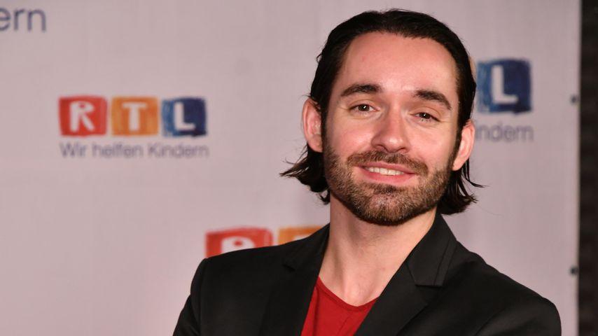 Daniel Küblböck beim RTL-Spendenmarathon 2017
