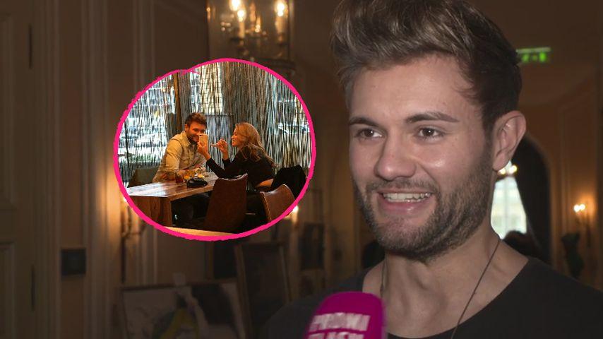 Nach Date-Fotos mit Nadine: Jetzt äußert sich Daniel Lott!