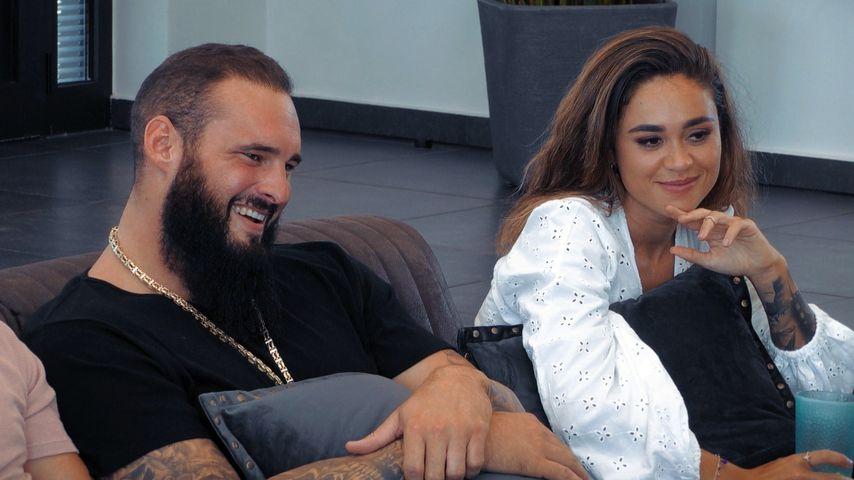 """Daniel Mladjovic und Melissa bei """"Die Bachelorette"""""""