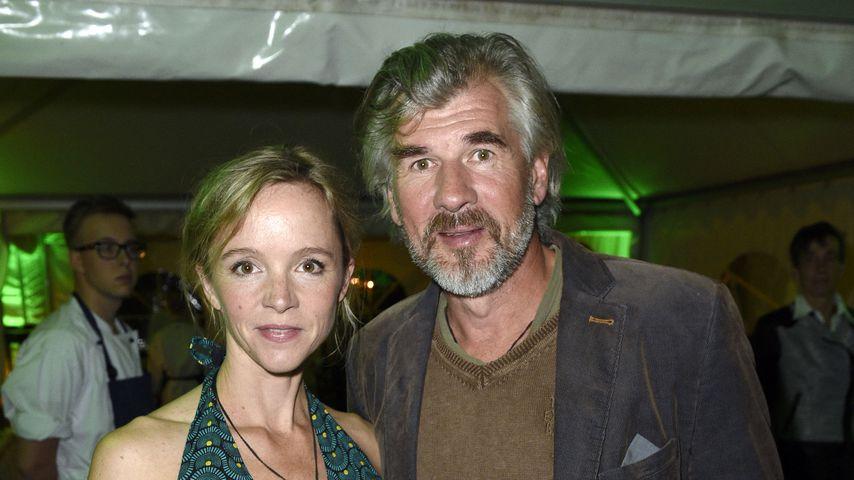 Daniel Morgenroth und seine Partnerin Johanna Klante