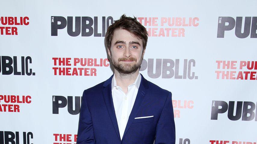 Daniel Radcliffe auf dem roten Teppich