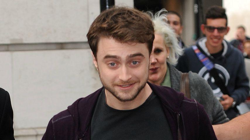 """""""Unbestreitbar"""" rassistisch: Daniel Radcliffe über Hollywood"""