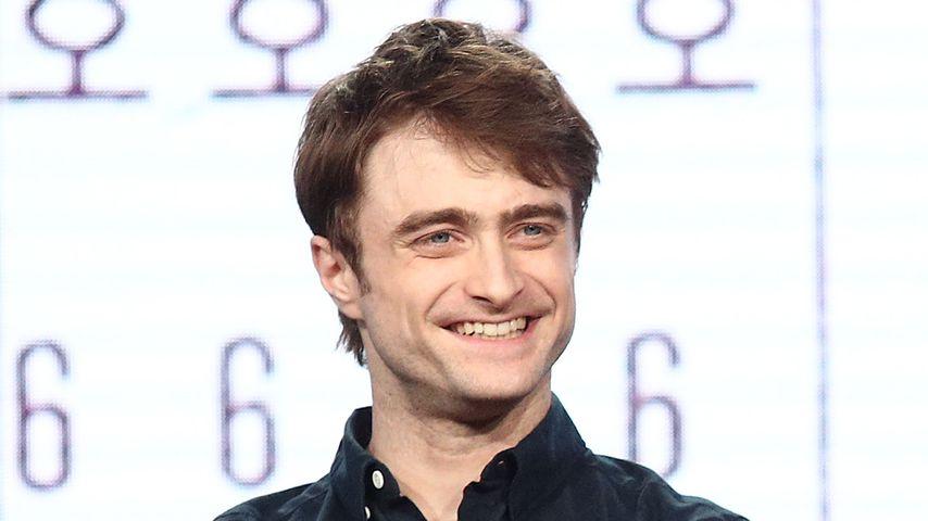 "Daniel Radcliffe, ""Harry Potter""-Star"