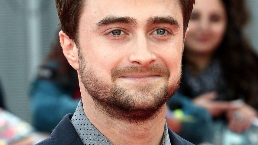 Überfall-Held: Daniel Radcliffe kümmert sich um Raubopfer!
