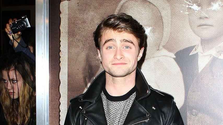 Daniel Radcliffe will arbeiten, arbeiten, arbeiten