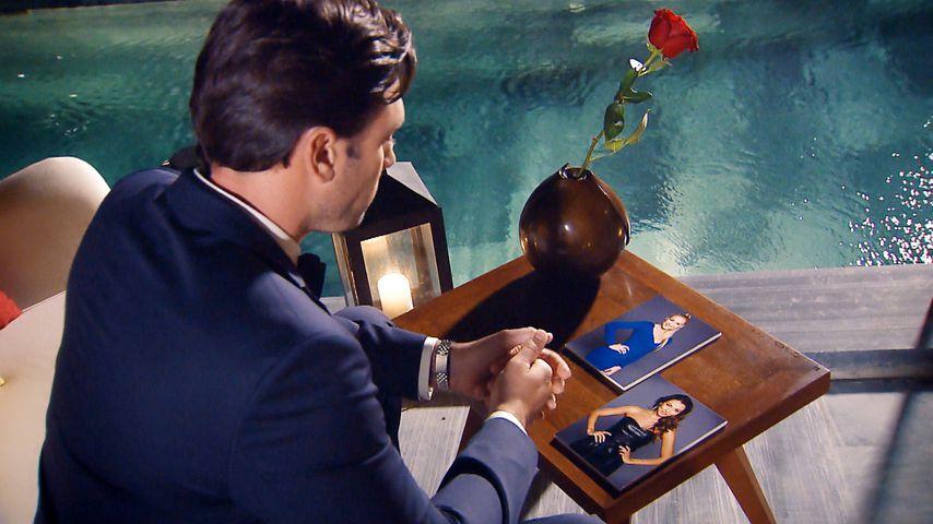 Bachelor Daniel Völz vor der letzten Nacht der Rosen